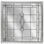 Ornate Glass Picture Windows
