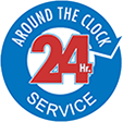24 Hour Window Service