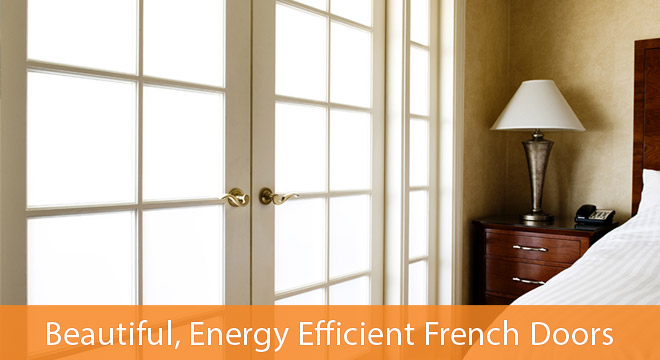 Energy Efficient French Doors
