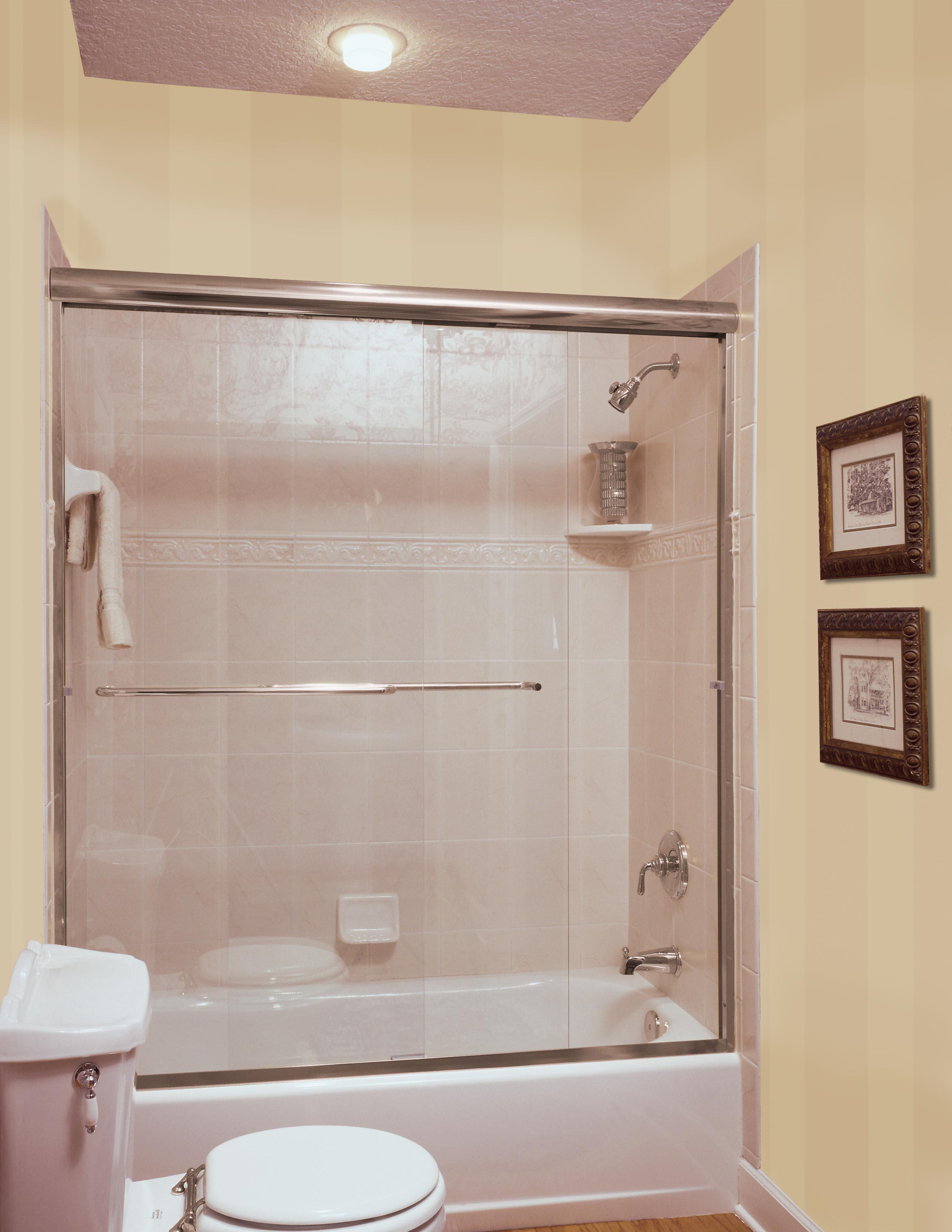 bypass shower enclosures phoenix arizona