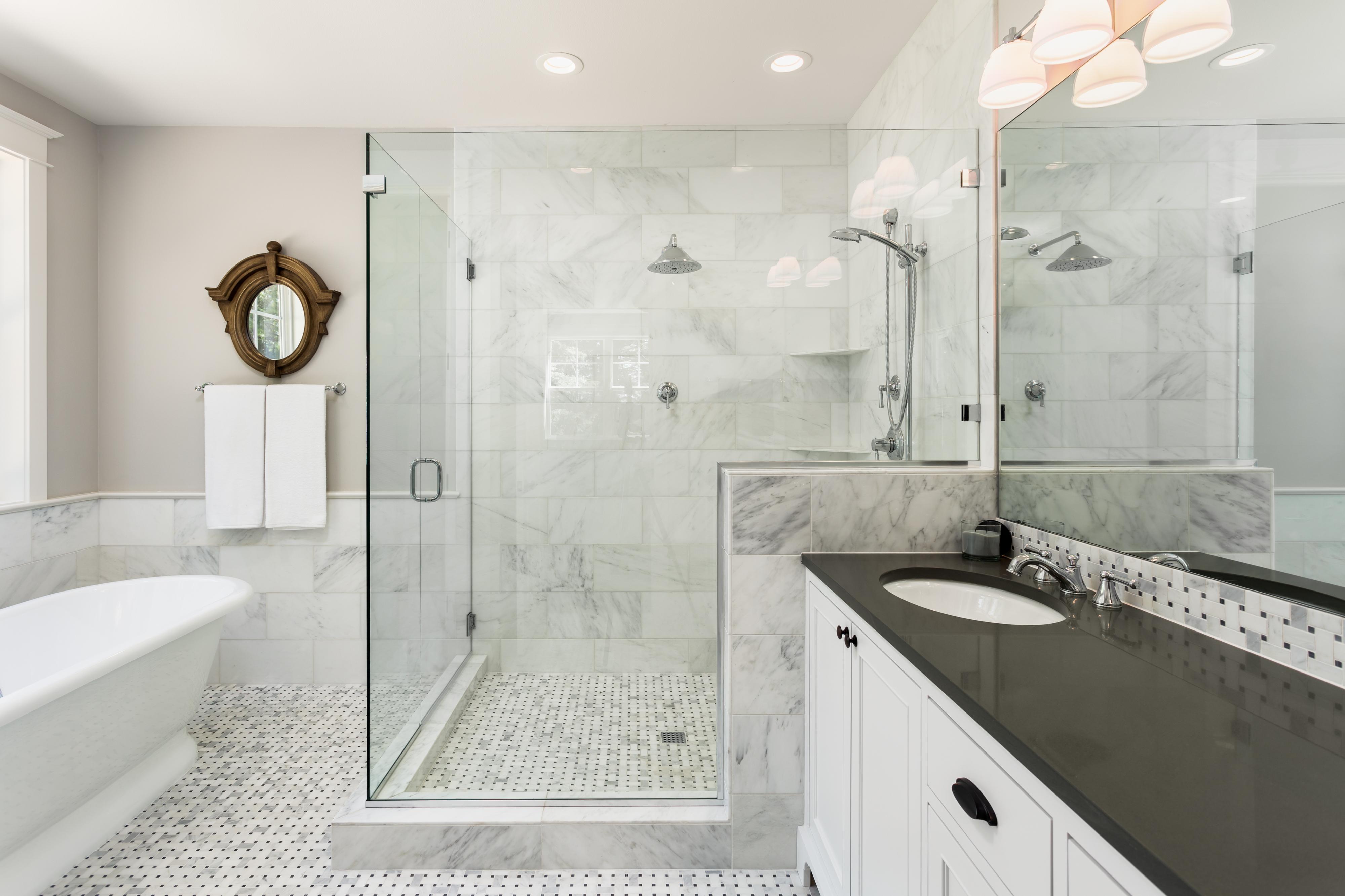 Shower Doors & Glass Enclosures